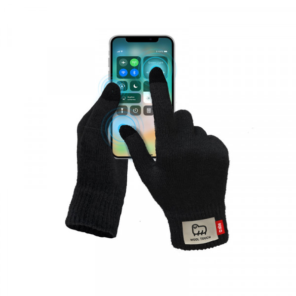 SBS touch winter gloves