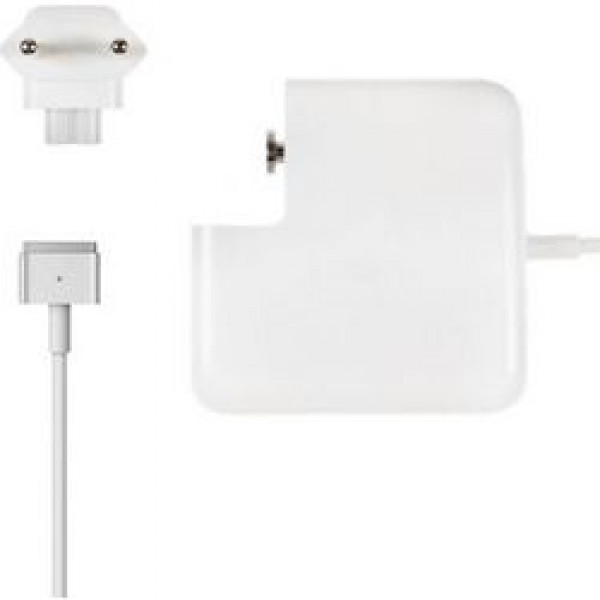 A1435/MD565 Apple Magsafe 2 60W charger white bulk image