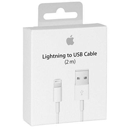 APPLE Lightning naar USB-kabel 2 m ( MD819ZM/A ) image