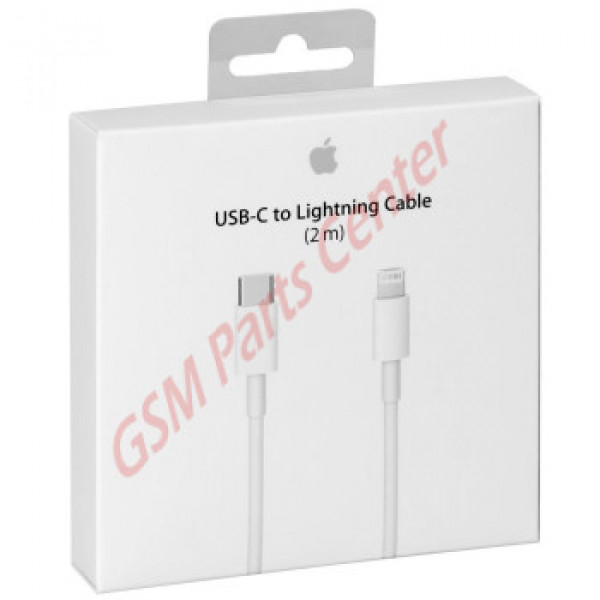 Apple USB-C to Lightning Cable - 2 Meter - Retail Packing - AP-MKQ42ZM/A image
