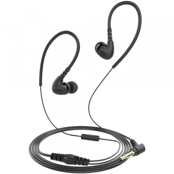 Aukey In-ear Stereo Headset EP-C7 - Black image