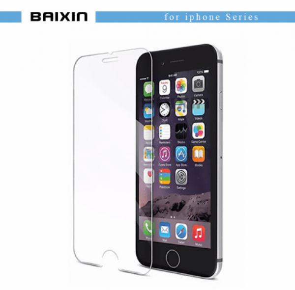 Baixin Protector Glass iPhone 7&8 Transparent image