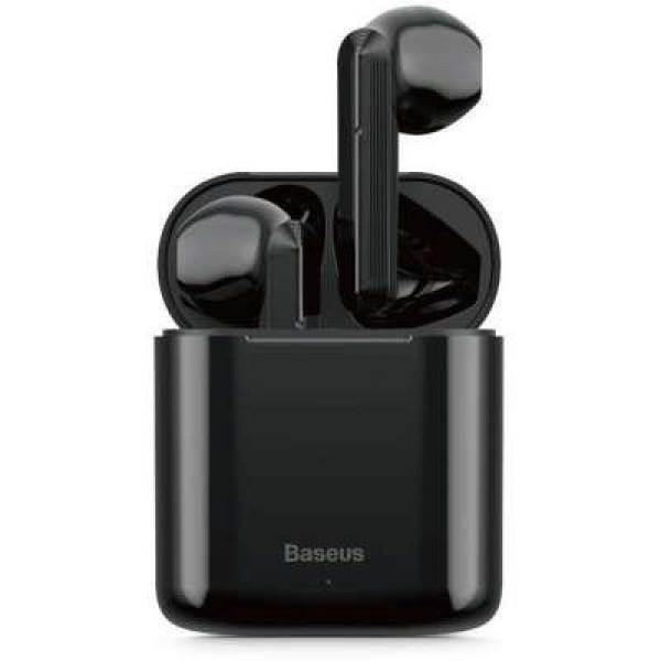Baseus Wireless Earphones Encok W09 - Black image