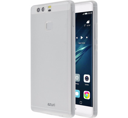 Crystal Case Huawei P9 Soft TPU case (Clear) image