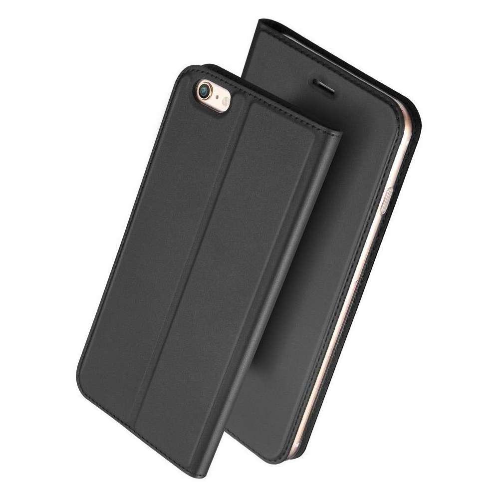 Dux Ducis Apple iPhone 6(S) Wallet Case Slimline - Grey image