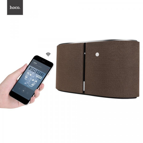 Hoco BS11 Captain tabletop wireless speaker (EU) image