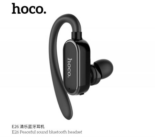 Hoco E26 Peaceful sound bluetooth headset image