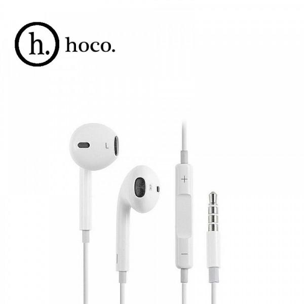 Hoco M1 original series Earphone for Apple White image