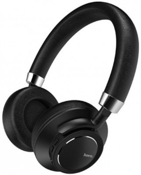 Hoco W10 Cool Yin wireless headphone Black image