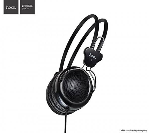 Hoco W5 Manno headphone Black image