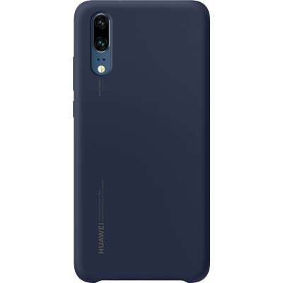 Huawei P20 Silicon Protective Case (Blue) - 51992363 image