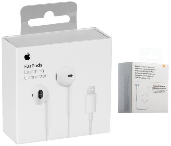 iPhone headset BOX MMTN2ZM/A image