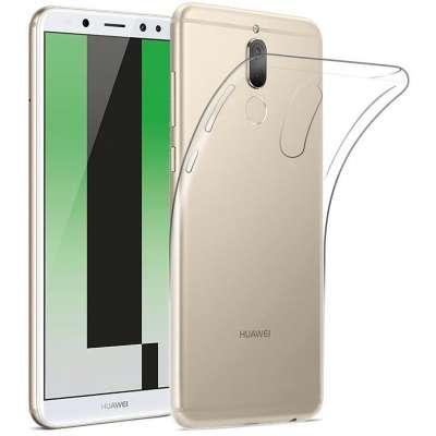 Just in Case Huawei Mate 10 Lite Soft TPU case (Clear) image