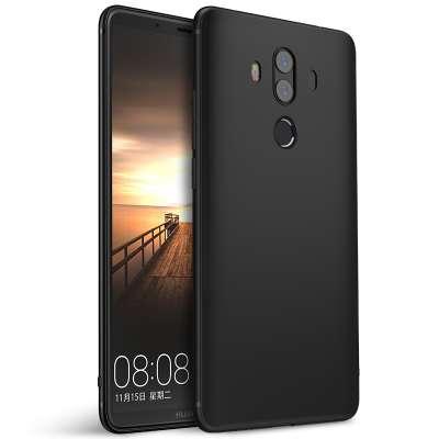 Just in Case Huawei Mate 10 Pro Hard Back Case (Black) image