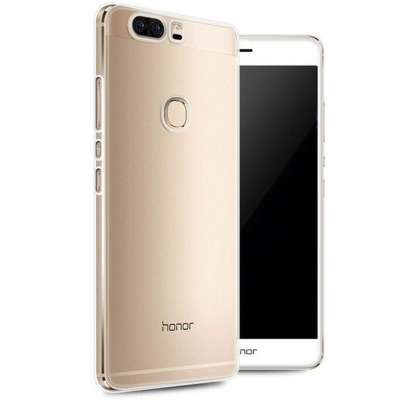 Just in Case Huawei P10 Plus Soft TPU case (Clear) image
