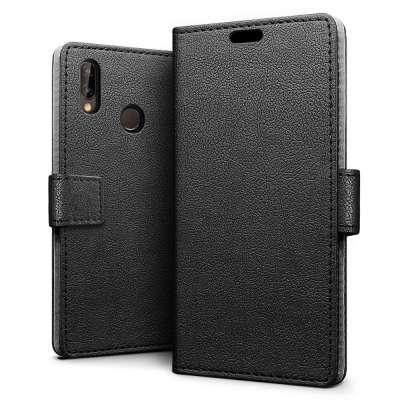 Just in Case Huawei P20 Lite Wallet Case (Black) image
