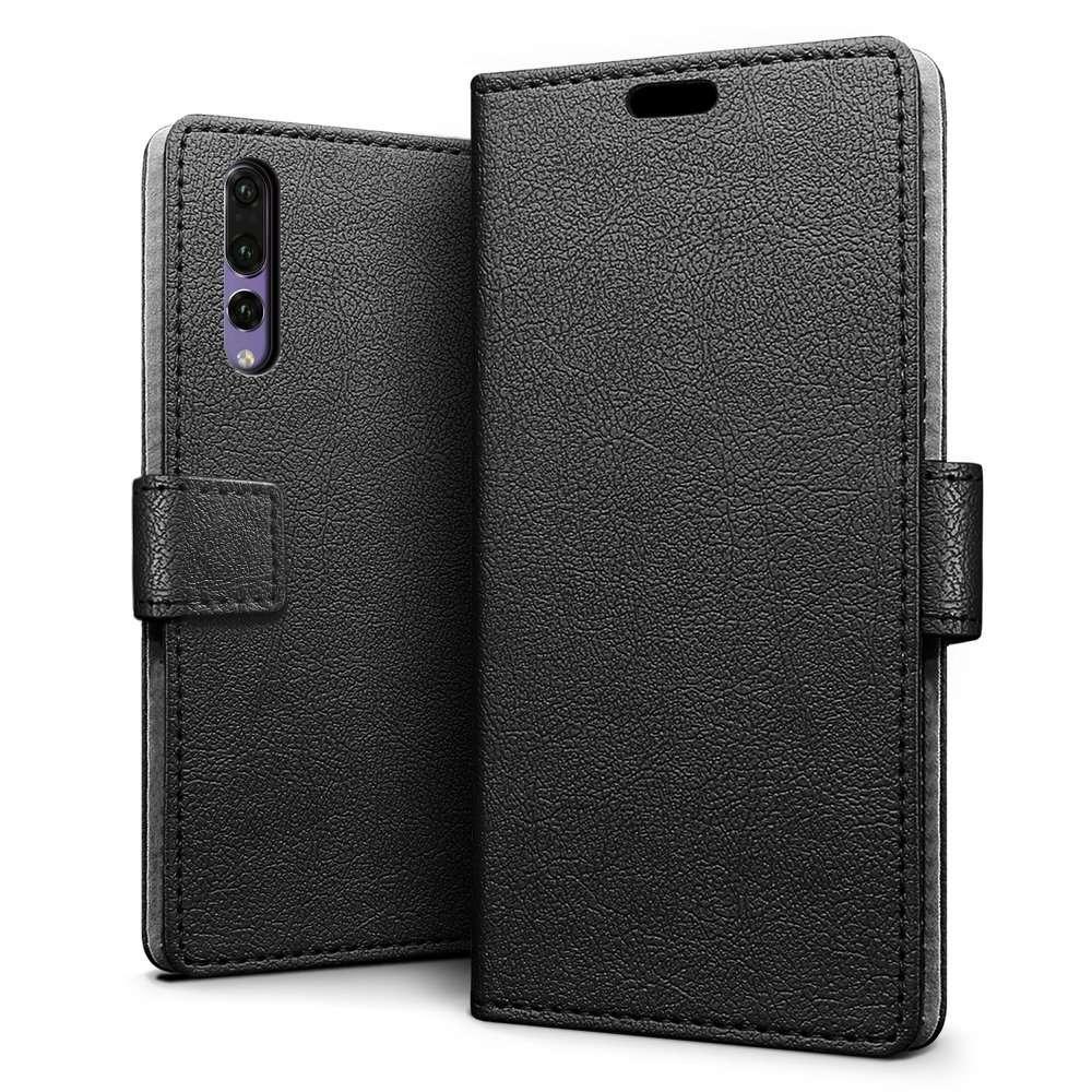 Just in Case Huawei P20 Pro Wallet Case Black image