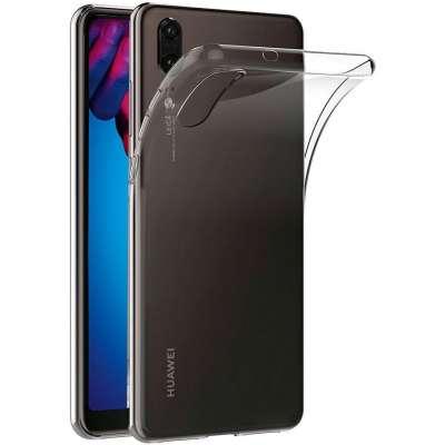 Just in Case Huawei P20 Soft TPU case (Clear) image