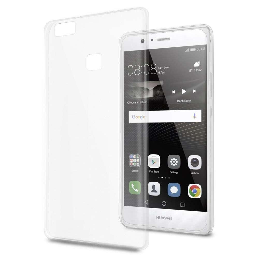 Just in Case Huawei P9 Lite TPU Case (Transparent) image