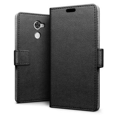 Just in Case Huawei Y7 Wallet Case (Black) image