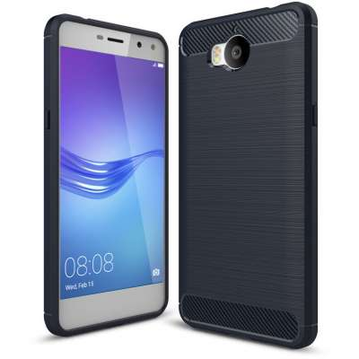 Just in Case Rugged TPU Huawei Y5 (2017) Case (Blue) image