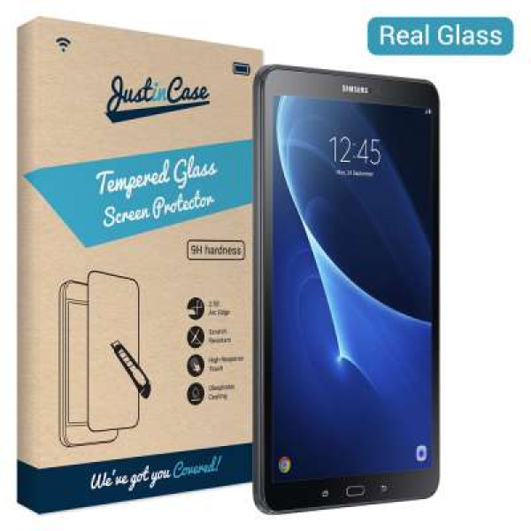 Just in Case Samsung Galaxy Tab A 10.1 (2016) Tempered Glass image
