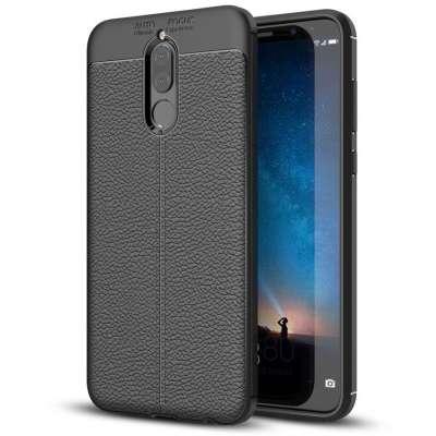 Just in Case Soft Design TPU Huawei Mate 10 Lite Case (Black) image