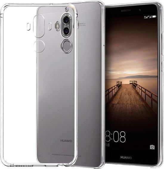Just in Case Soft Design TPU Huawei Mate 9 Case (clear) image