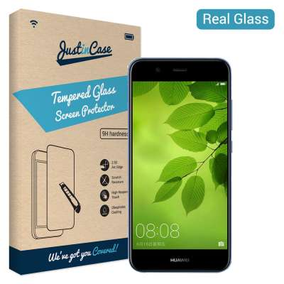 Just in Case Tempered Glass Huawei Nova 2 image