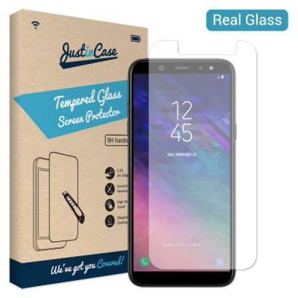 Just in Case Tempered Glass Samsung Galaxy A6 (2018) image