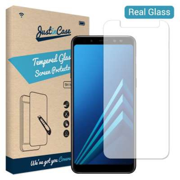 Just in Case Tempered Glass Samsung Galaxy A8 2018 image