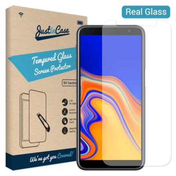Just in Case Tempered Glass Samsung Galaxy J6 Plus image
