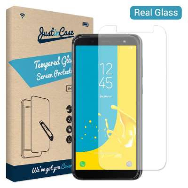 Just in Case Tempered Glass Samsung Galaxy J6 image