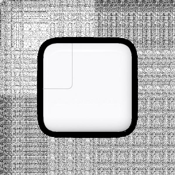 MJ262LL/A A1540 Magsafe USB-C 29W charger bulk image
