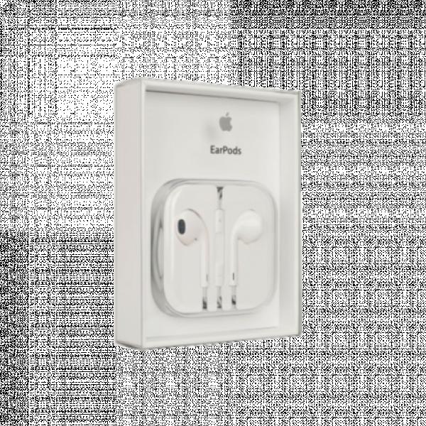 Original Apple Headset, blister version White image