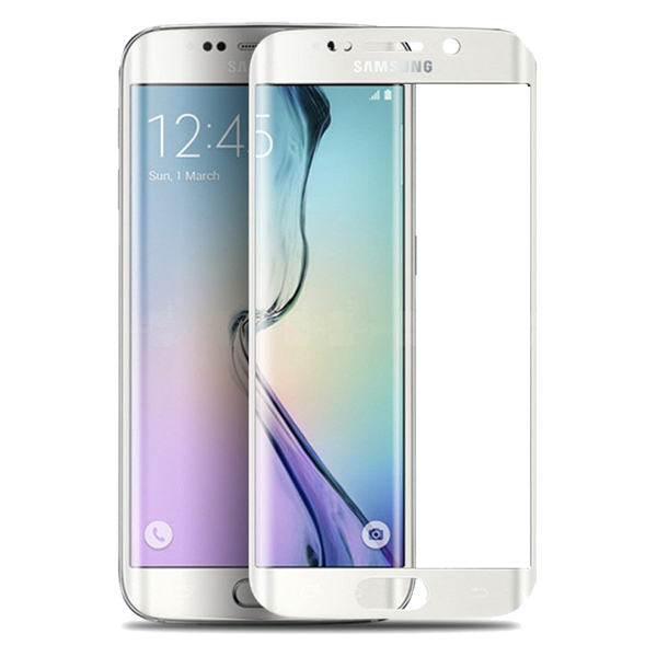 Protect Glass S6 Edge White image