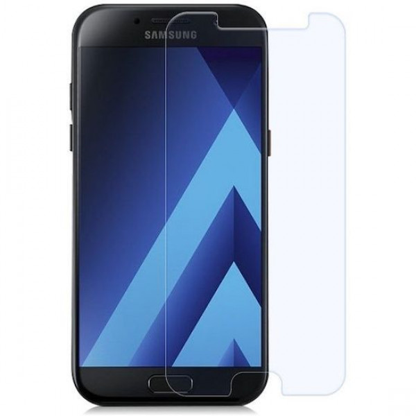 Protect Glass Samsung Galaxy A3 2017 Tempered Glass Transparent image