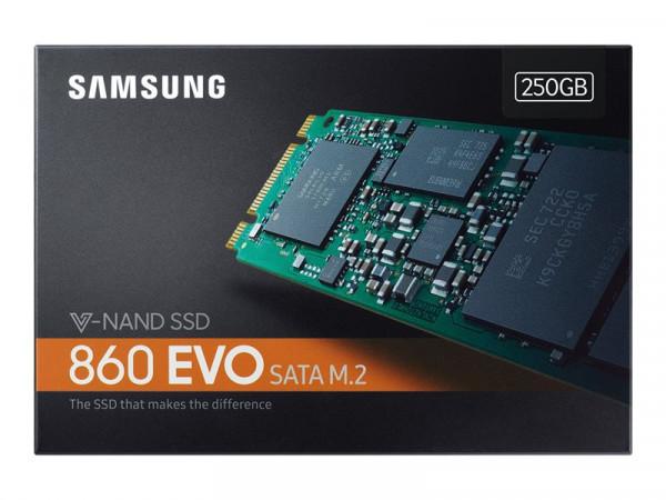 Samsung 860 EVO MZ-N6E250BW image
