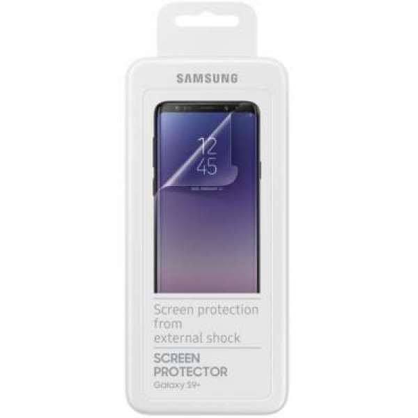 Samsung Galaxy S9 Plus Screenprotector (2-pack) image