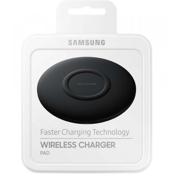 Samsung Wireless Charger Pad (Black) - EP-P1100BB image