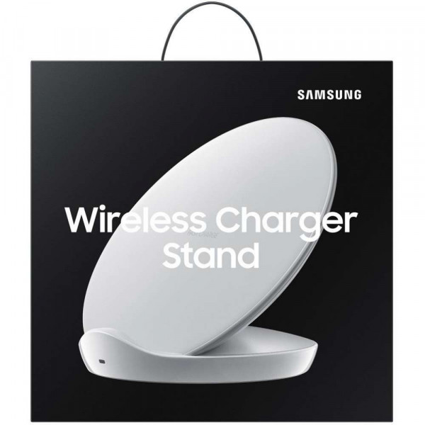 Samsung Wireless Charger Stand (White (EP-5100BW) image