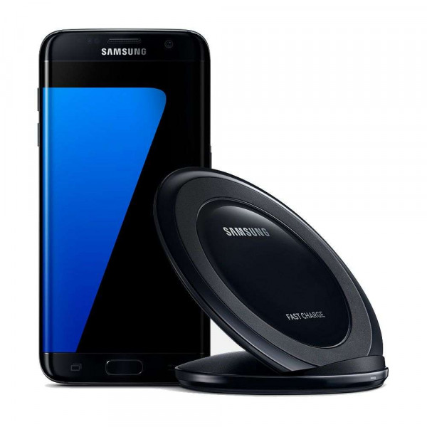 Samsung Wireless Fast Charging Stand (Black) - EP-NG930BB image