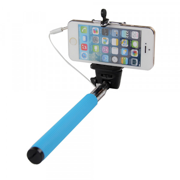 Selfie Stick with cable take pole model z07-5s image