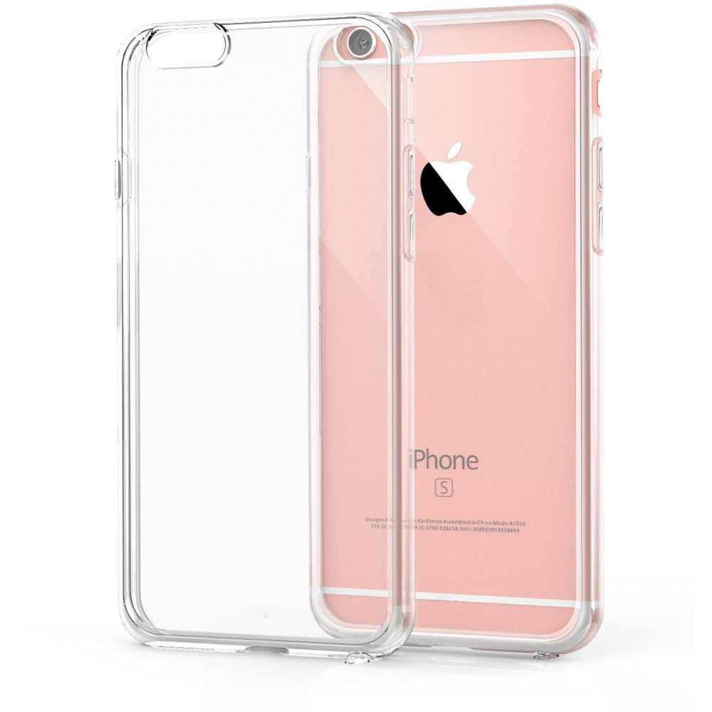 TPU case for iPhone 6(S) Transparant image