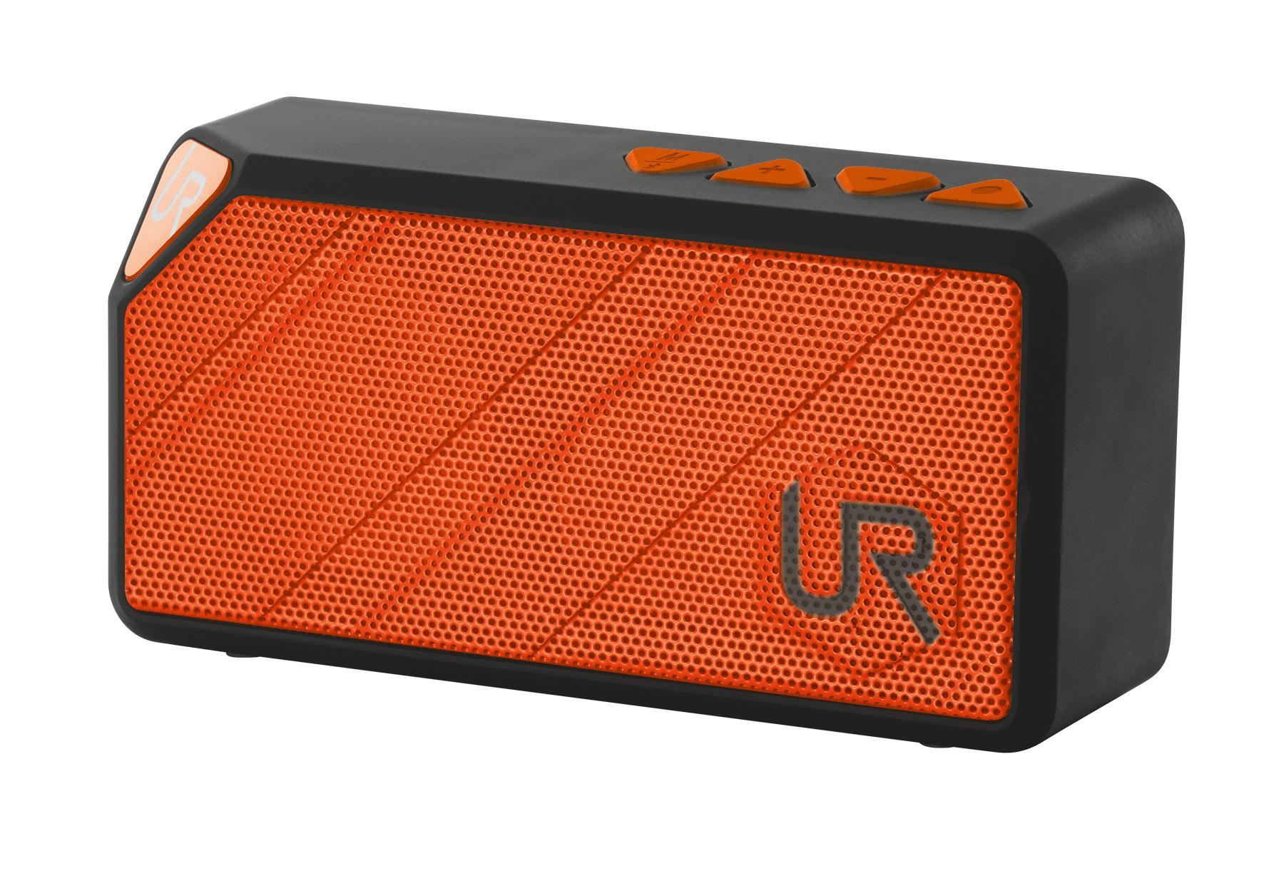 Trust Urban Yzo  Draadloze miniluidspreker  Orange image
