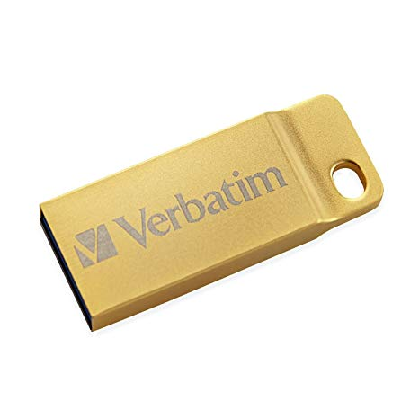 USB-Stick 16GB Verbatim 3.0 Executive Gold image