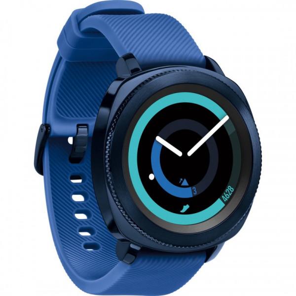 Gear S3 Sport SM-R600 - Blue image