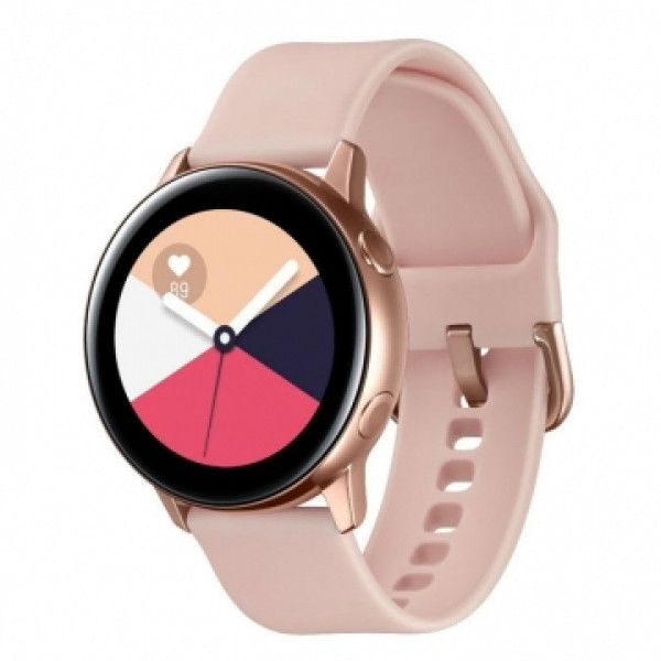 Watch Samsung Galaxy Active R500 - Rose Gold image