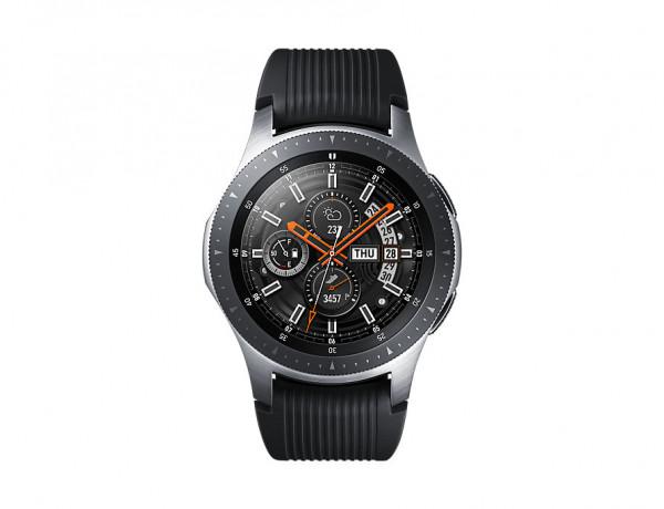 Watch Samsung Galaxy R800 46mm Silver image