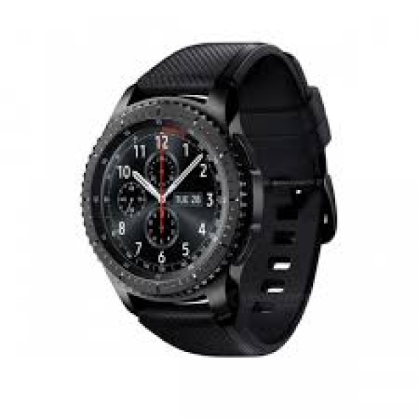 Watch Samsung Gear S3 Frontier SM-R760 - Grey image